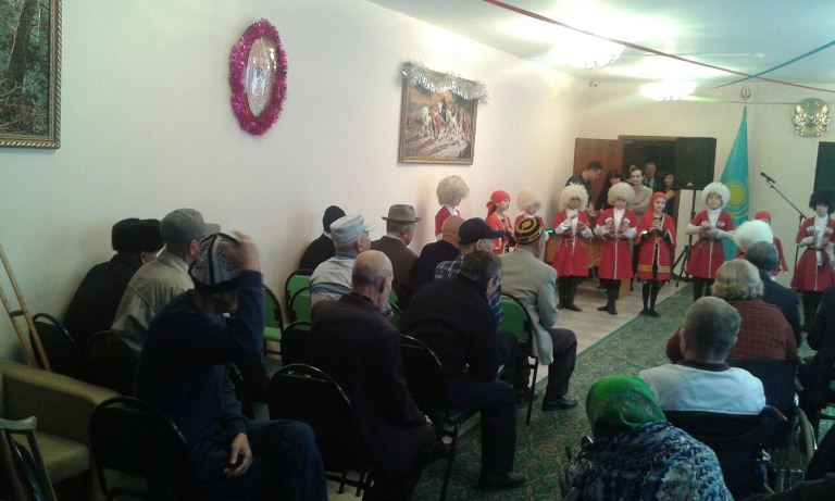 пансионаты для инвалидов и престарелых краснодарский край