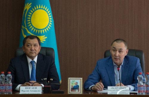 Атырау новый профсоюзный лидер