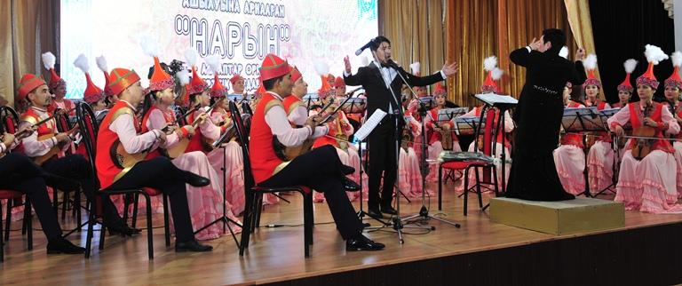 музыку Вивальди на домбре