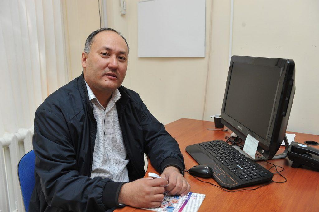timur kaziev