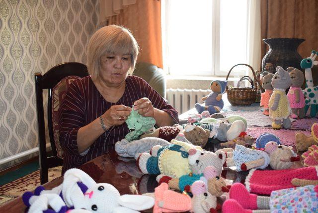 zhaniya habirova