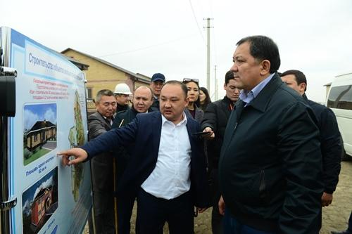 Стройки Атырау:  масштаб и качество
