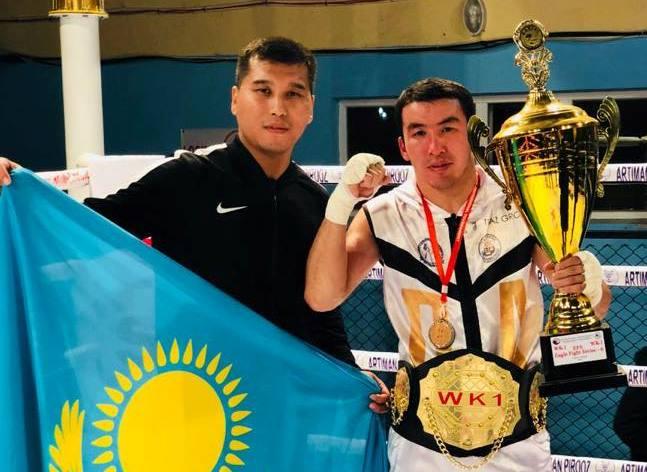 Абзал – обладатель грузинского кубка